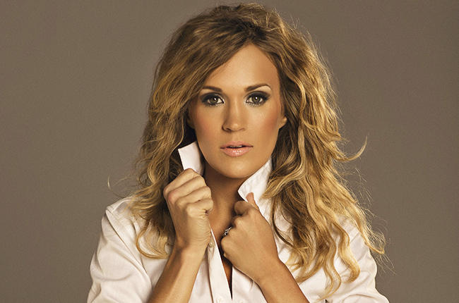 Carrie Underwood (© Jeremy Cowart)