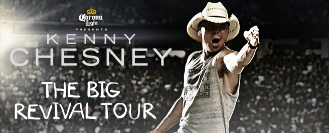 Kenny Chesney Revival Tour